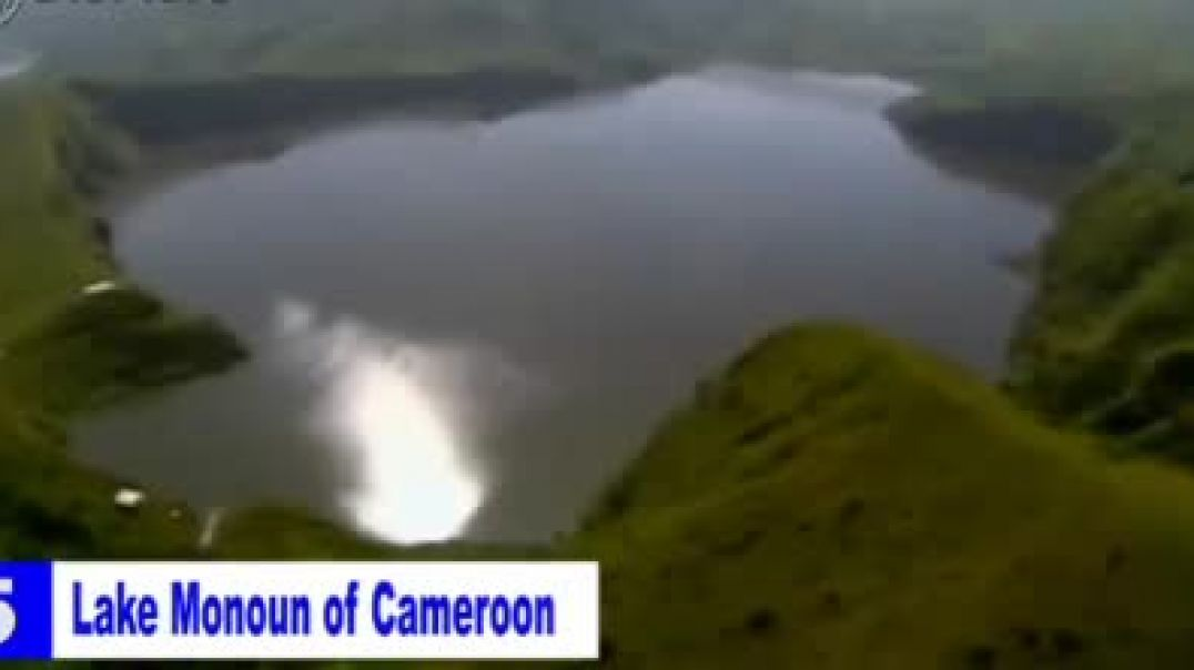 Africa's Most DANGEROUS Lakes - Top 5