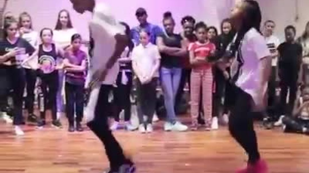 This duos dance will make you love the ability to dance