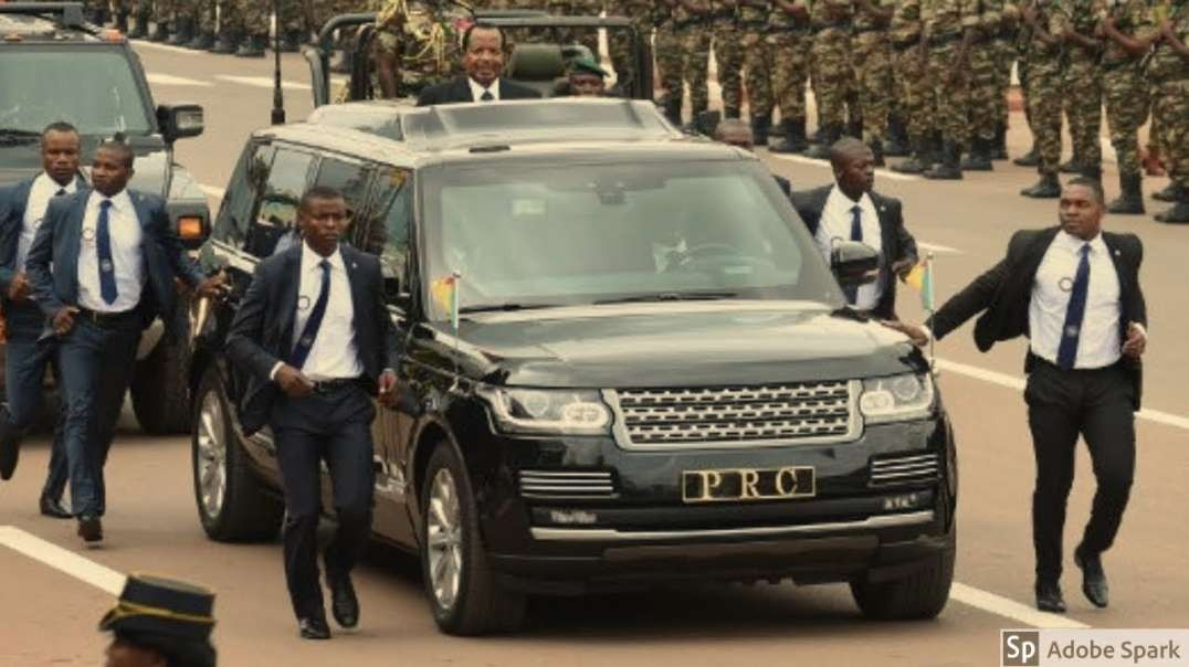 Top 10 Most Protected Presidents in Africa