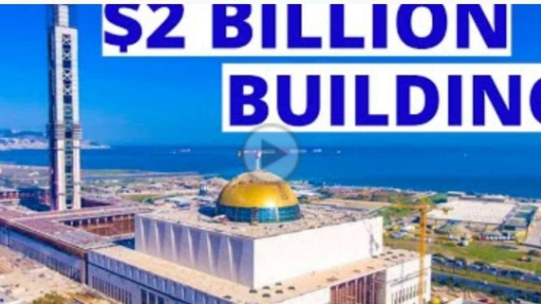 This is Africa's Most Expensive Building