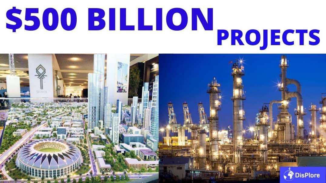Top 10 Ongoing MEGA Construction Projects in Africa that will be a Game Changer