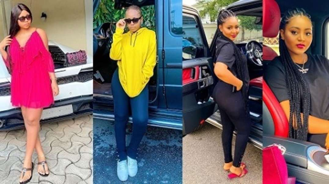 """""""Surgery for what?"""" – Regina Daniels shows off hot bod after giving birth"""