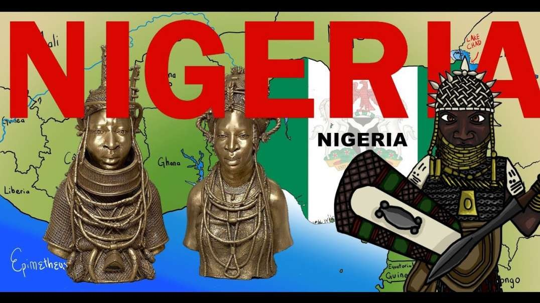 The history of Nigeria explained in 6 minutes (3,000 Years of Nigerian history)