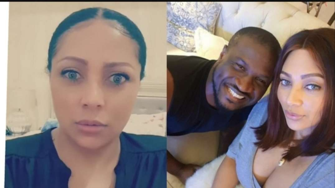 """I Was In So Much Pain"" – Peter Okoye's Wife, Lola Speaks On Her Covid-19 Experience"