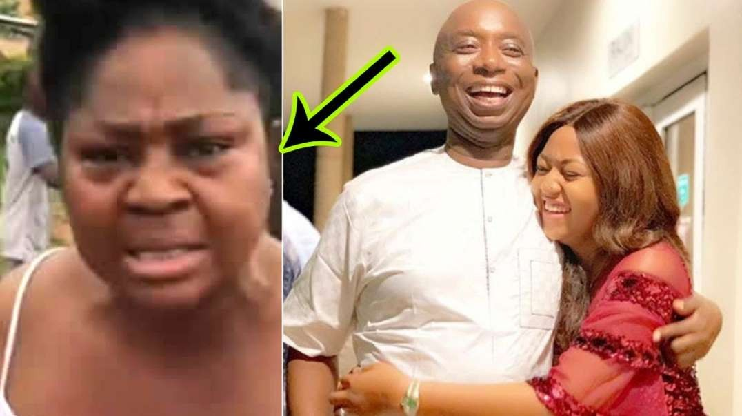 Regina Daniels' Mom Places Curse On Man Who Blasted Her For Giving Her 19-yr Daughter To An Old Man