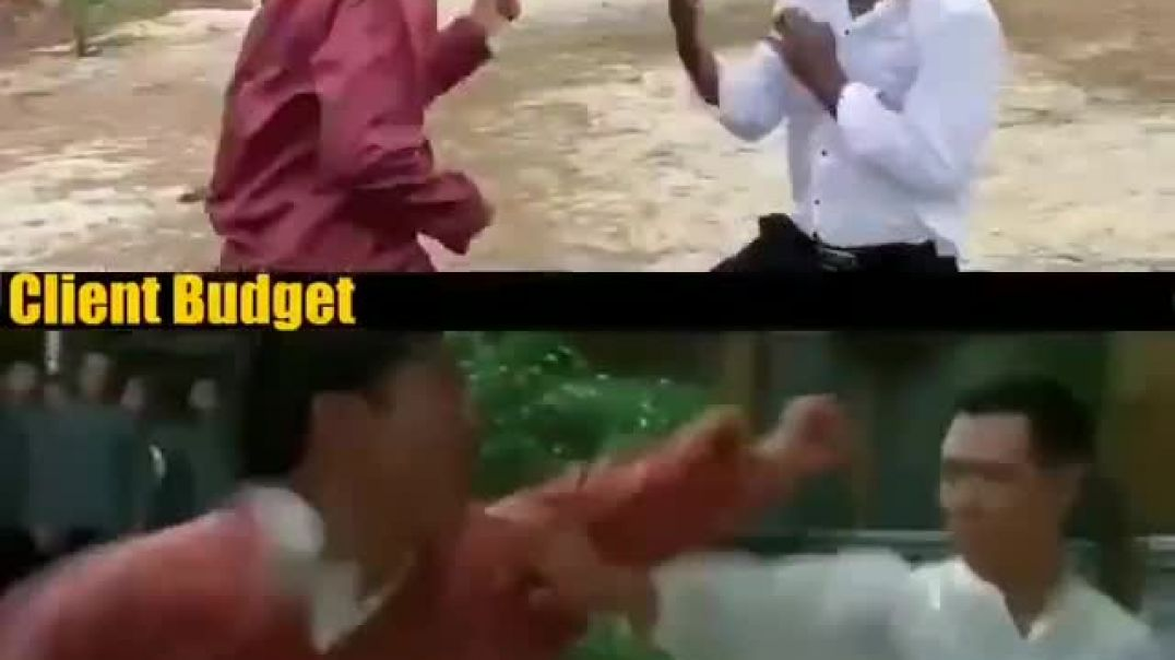 Netflix need to see this Nigerian Kung Fu version!